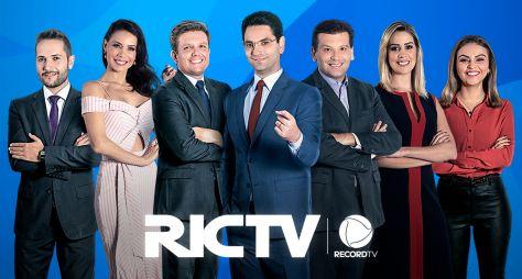 Record TV Curitiba anuncia mudanças na programação e novos apresentadores