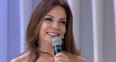 Sula Miranda, irmã de Gretchen, pode participar de bíblica da Record TV