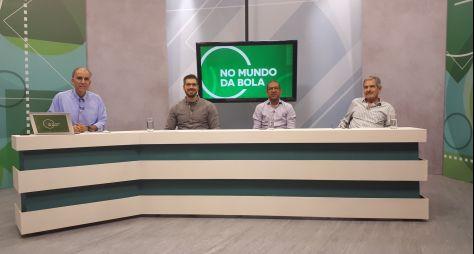 No Mundo da Bola, programa esportivo da TV Brasil, comemora seis anos no ar