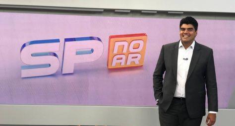 Telejornais da Record TV receberão novos cenários e pacotes gráficos