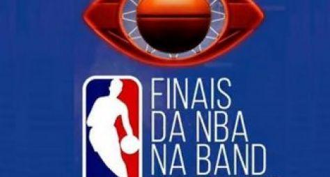 Band aumenta em mais de 100% sua audiência com transmissão da NBA