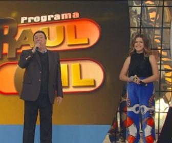 Com Maisa e Raul Gil, Hora do Faro conquista a vice-liderança isolada em SP