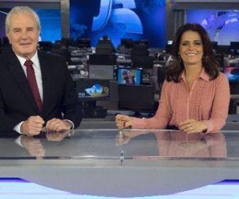 """""""Jornal da Record"""" deixará redação ao fundo e ganhará um megatelão"""