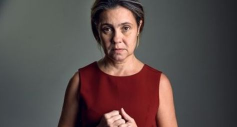 """""""Ela transforma dor em luta"""", diz Adriana Esteves sobre Stela de """"Assédio"""""""