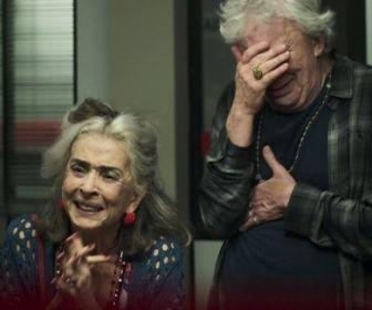 """Em """"A Dona do Pedaço"""", público descobrirá que Cornélia é irmã de Eusébio"""