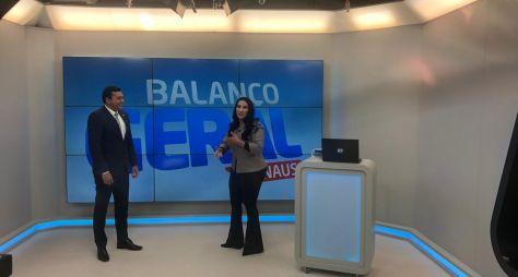 Record TV Manaus foi oficialmente inaugurada na manhã desta segunda (17)