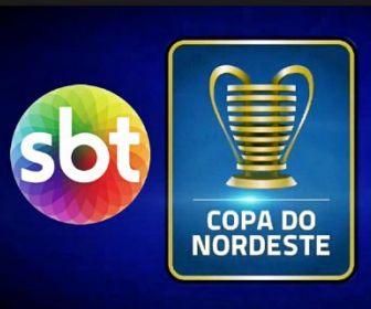 SBT renova transmissão exclusiva da Copa do Nordeste na TV aberta