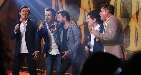 """Especial """"Amigos"""" será exibido em dezembro na Globo"""