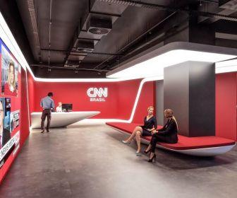 CNN Brasil anuncia sua sede na Avenida Paulista e divulga primeiras imagens