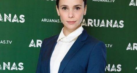 Debora Falabella participa da pré-estreia de Aruanas em Londres