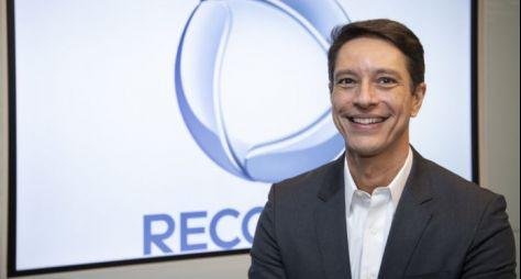 Em julho, Record TV gravará pilotos de novos telejornais