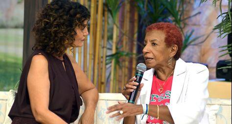 RedeTV! reprisa especial do Ritmo Brasil com Leci Brandão