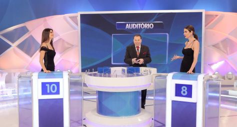 Silvio Santos recebe Luciana Gimenez e Isabella Fiorentino neste domingo