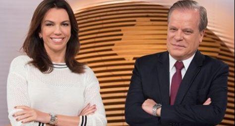 Você sabia? Globo lançará novo cenário do Bom Dia Brasil