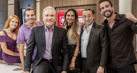 """Influenciadores disputam prêmio de R$ 1 milhão na final ao vivo de """"O Aprendiz"""""""