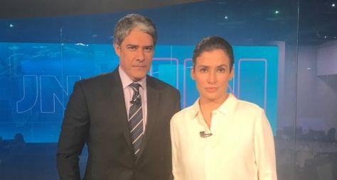 TV Globo promoverá rodízio de apresentadores no Jornal Nacional