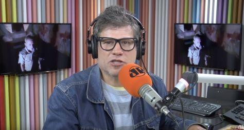Edgard Piccoli grava piloto de telejornal na RedeTV!