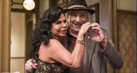 A Dona do Pedaço: Eusébio pede o divórcio a Dorotéia e conhece Gina