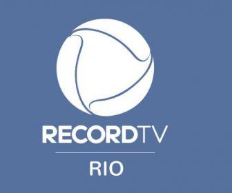Record TV Rio garante novamente vice-liderança em todas as médias