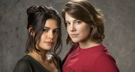 Alice Wegmann e Julia Dalavia comentam embate de suas personagens