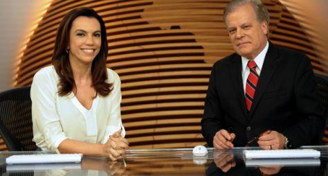 """Novo """"Bom Dia Brasil"""" será apresentado até o final deste mês"""