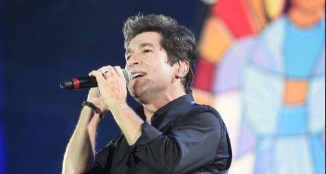 Daniel e outros artistas cantam em especial ao vivo na TV Aparecida