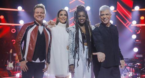 """Shows de jurados marca o lançamento da oitava temporada de """"The Voice Brasil"""""""