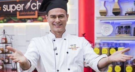 João Vitti, Nando Rodrigues e Solange Couto na final do Super Chef Celebridades