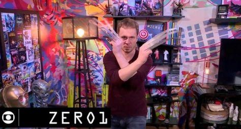 Zero1: Último episódio da temporada relembra os 50 anos do homem na Lua