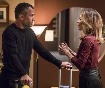 Agno anuncia Fabiana como sócia da construtora e pede o divórcio