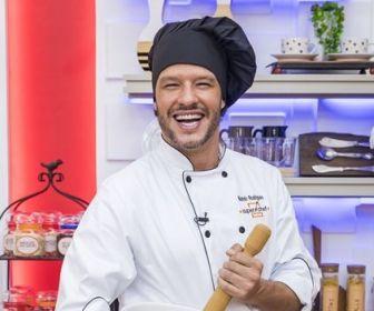 """Nando Rodrigues conquista título de """"Super Chef Celebridades"""""""