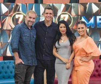 Tamanho Família recebe Leandro Hassum e Simone & Simaria