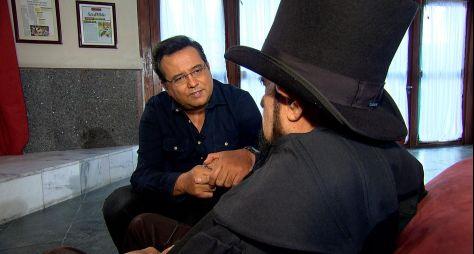 Domingo Show: Geraldo Luís entrevista Zé do Caixão e o ex-BBB Rodrigo