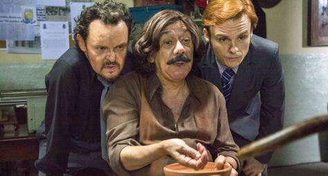 No último episódio da série, Francis põe Cine Holliúdy à venda