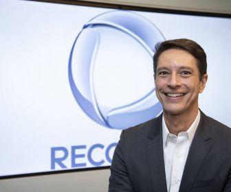 Sergio Aguiar estreia na Record TV neste sábado