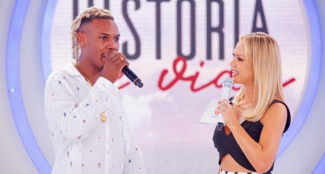 MC Kekel recebe homenagem no programa Eliana deste domingo (21)
