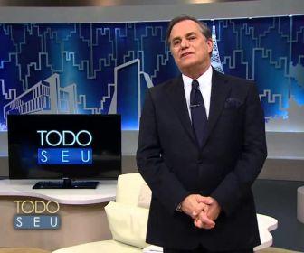 """TV Gazeta confirma o fim do """"Todo Seu"""" e do """"De A a Zuca"""""""