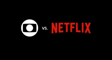 Globo perde artistas para Netflix e enfrenta dificuldade para escalar elenco