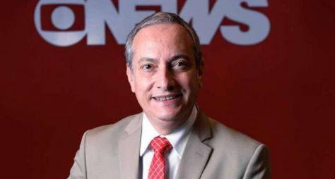 José Roberto Burnier pediu licença da GloboNews