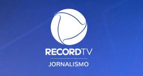 Novo Domingo Espetacular e nova Record News serão lançados no final de agosto