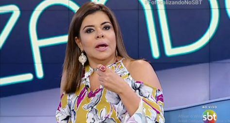 Silvio Santos ordena volta de Mara Maravilha ao Fofocalizando