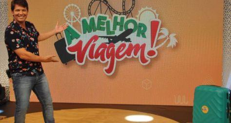RedeTV! estreia novo programa dominical apresentado por Mario Frias