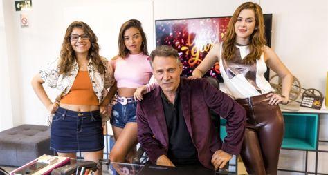 Sophia Abrahão convida Raíssa e Nanda para competirem em reality show musical