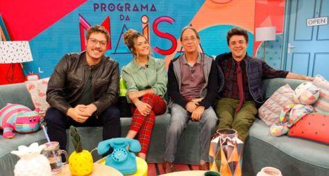 Maisa recebe Fábio Porchat e Pedro Cardoso em seu programa neste sábado (27)