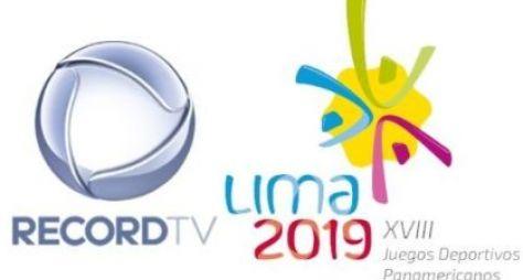 Record TV trocará reprises de novelas pelos Jogos Pan-Americanos