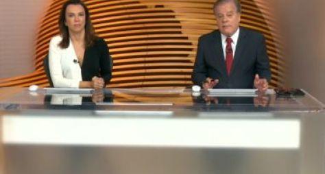 Na Globo, tudo pronto para o novo Bom Dia Brasil
