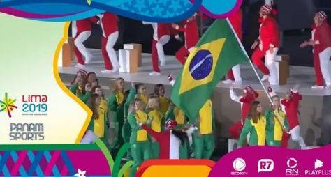 Jogos Pan-Americanos de Lima 2019 deixa Record TV em 3º em SP