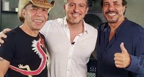 """Música na Band"" exibe show da dupla Chrystian & Ralf nesta sexta-feira"