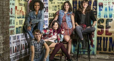 """""""As Five"""", spin off de Viva a Diferença, será gravada em São Paulo"""