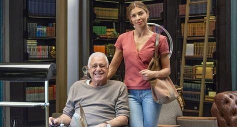 Bom Sucesso: O encontro de Paloma e Alberto